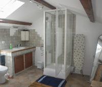 Salle de bain, gite, Sud Ardèche