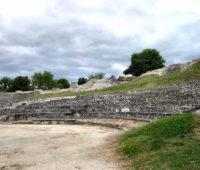 Alba la romaine, ardèche, sud