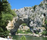 Pont d'Arc, gorges de l'ardèche, ardèche, sud