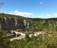 Balazuc, Ardèche, Sud